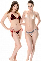 Amber Nevada & Samantha Bentley