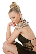 Liliane Tiger - Black gem - 5