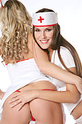 Sandra Sanchez and Deny - Intensive care - 1
